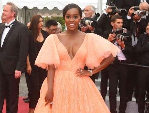 Aja Naomi King Actrice Murder série à Cannes Interview