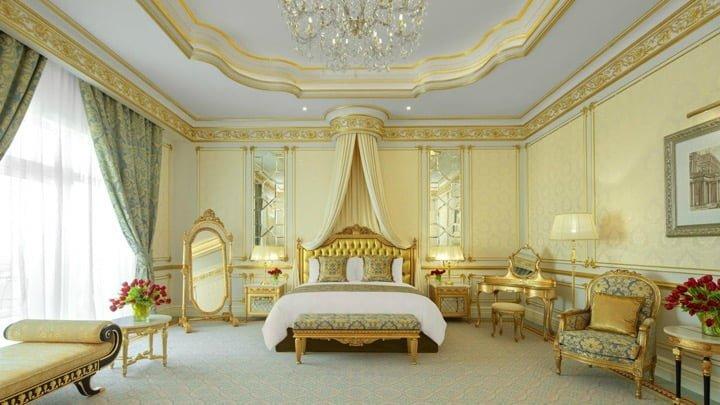 Atmosphère Royale À L'Emerald Palace Kempinski   Forbes France