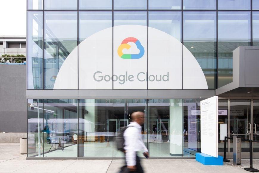 Google cloud Next 2019