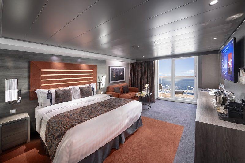 MSC Croisières : À La Découverte Des Suites Yacht Club À Bord Du MSC Meraviglia