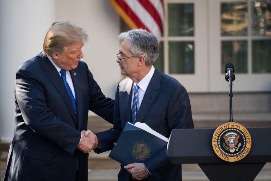 Trump peut-il obliger Powell à baisser les taux ?
