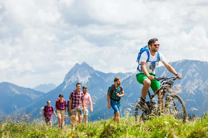 Team-Building et les activités De Nature pour le bien-être au travail