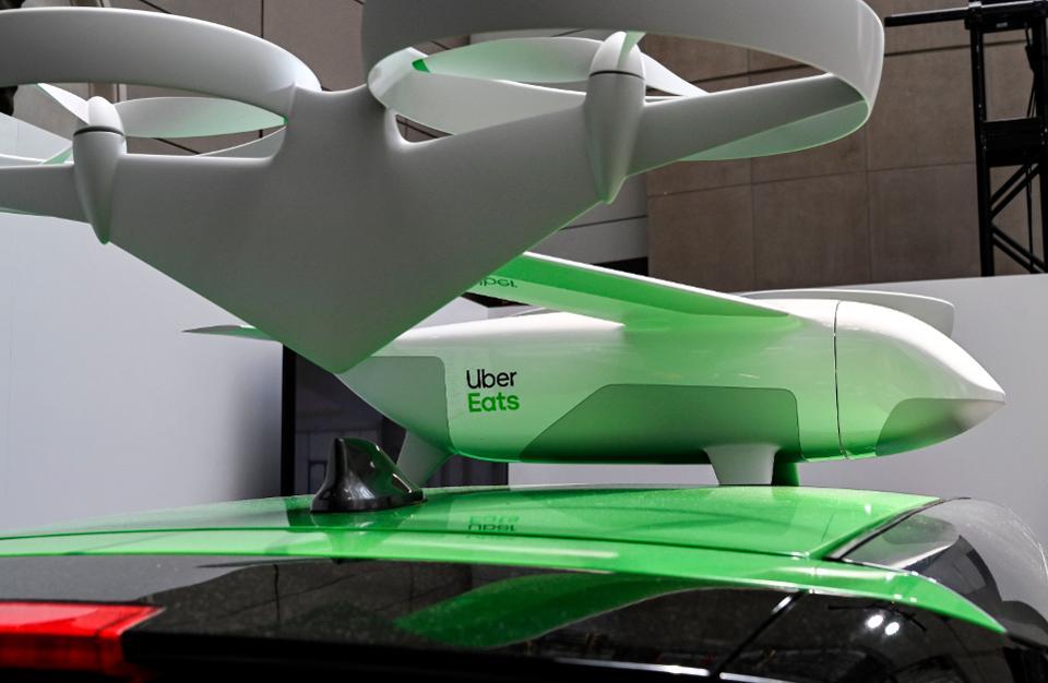 Livraison par Drones : le Futur de la Restauration