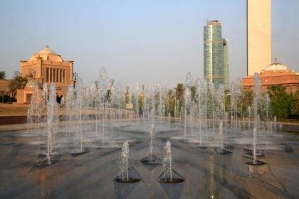 Emirates Palace. Emirate of Abu Dhabi.