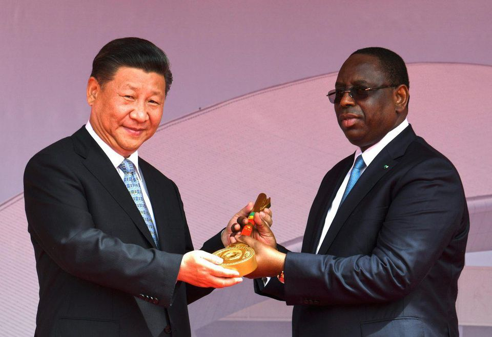 Les Investissements De La Chine En Afrique Et Leurs Répercussions