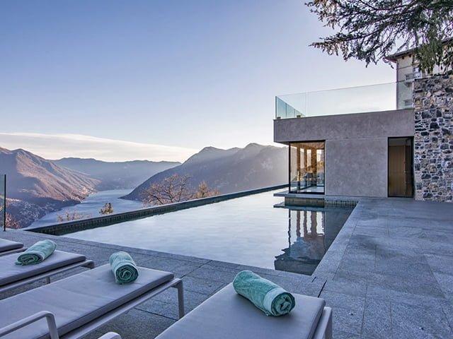 Art Nouveau Luxury Villa _ Lake Como