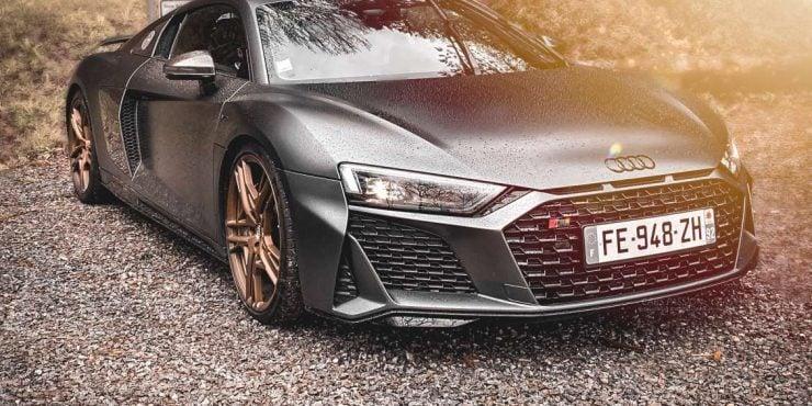 L'essai en vidéo : Audi R8 V10 Decennium