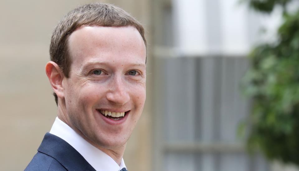 Ce Que Mark Zuckerberg Est Venu Faire A Washington