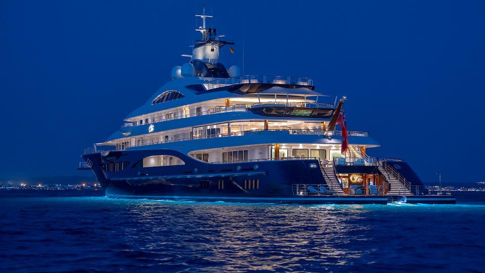 Yacht Show Monaco 2019 : Les 10 Plus Grands Superyachts