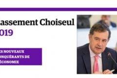 Classement CHOISEUL