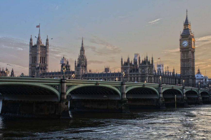 Londres - Westminster bridge