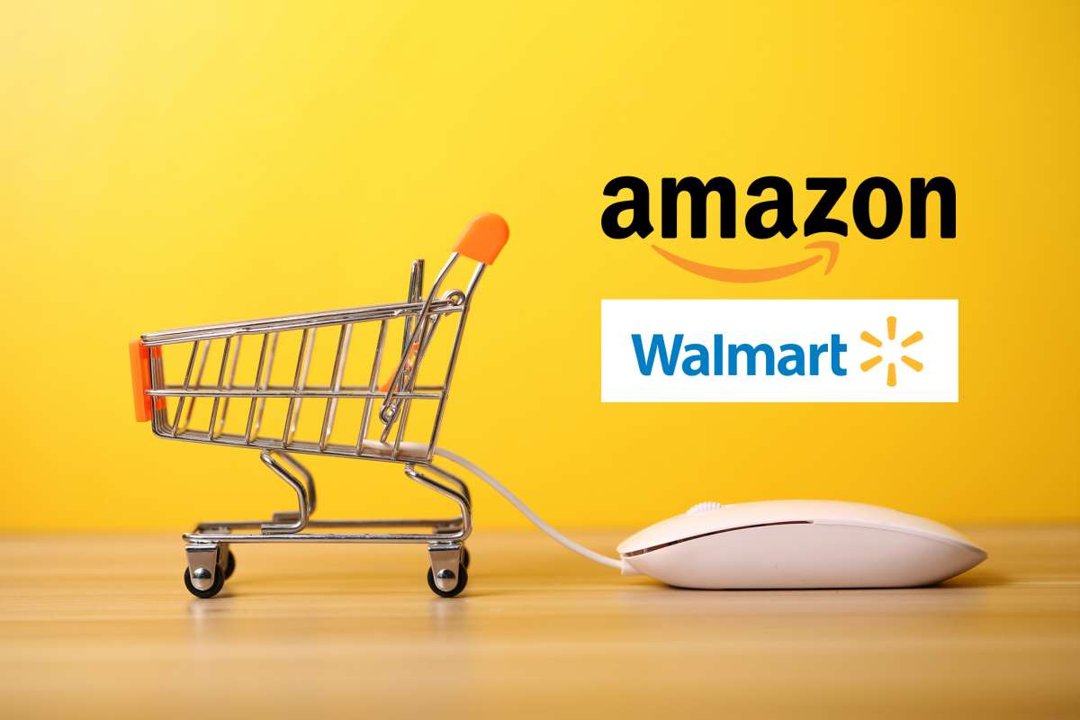 Walmart Et Amazon : Le Choc des Titans Du Retail