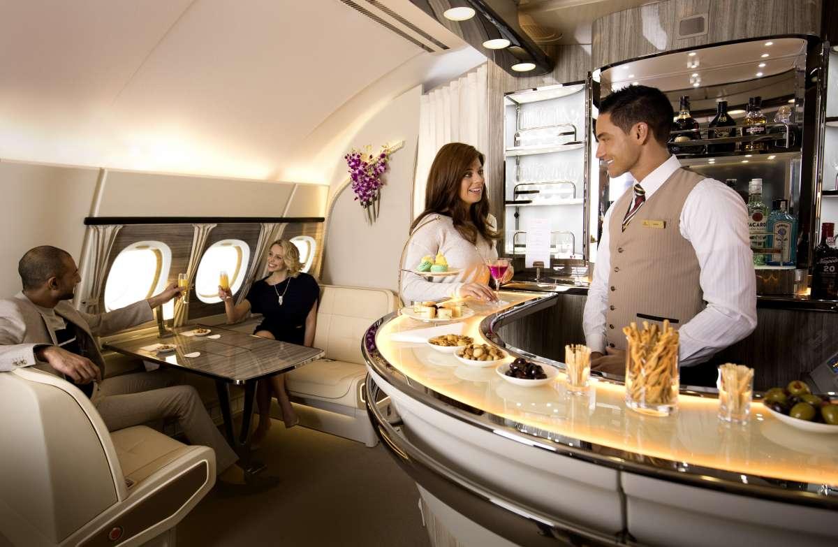 Emirates, Premier Ambassadeur Des Vins Français