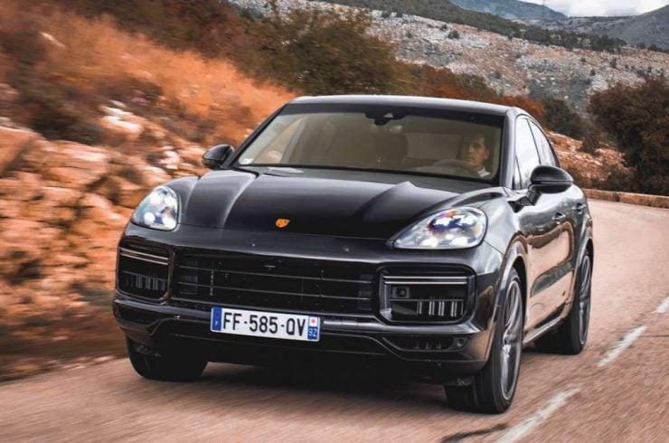 Essai Porsche Cayenne Coupé Turbo 2019