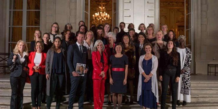 40 femmes forbes dîner ambassade canada en France