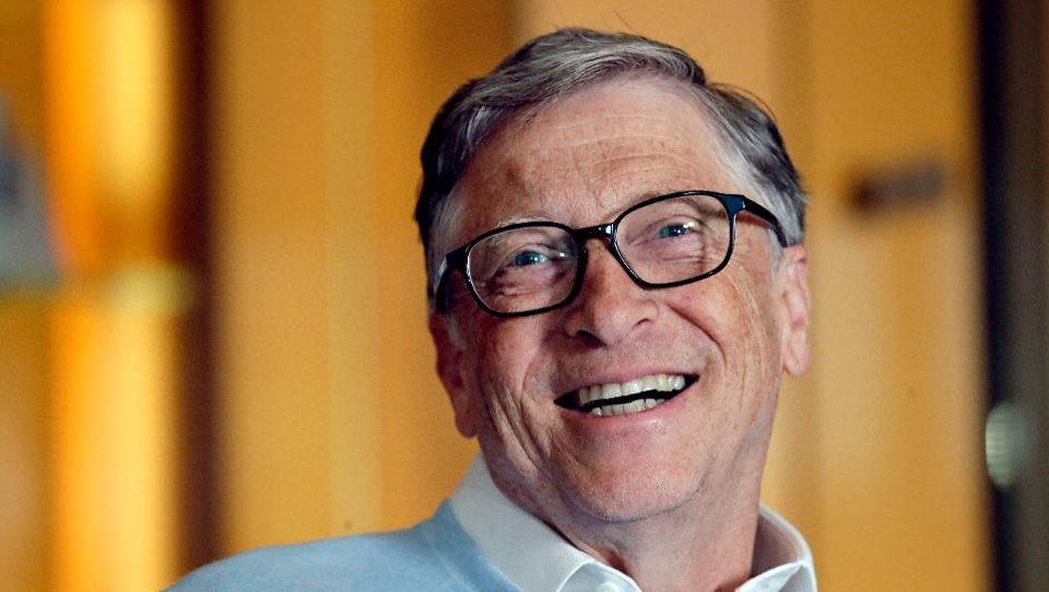 Bill Gates Révèle Ses Clefs Du Bonheur