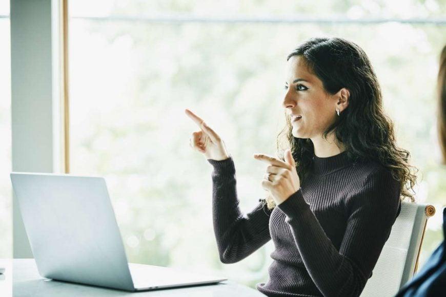 management féminin