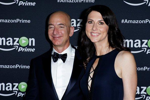 MacKenzie Bezos