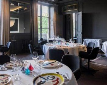 Restaurant Guy Savoy à Paris