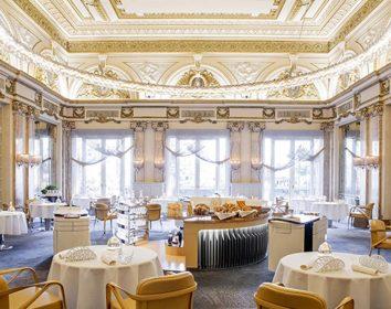 Restaurant Louis XV à l'Hôtel de Paris, à Monaco