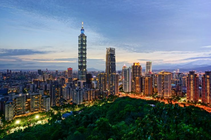 Taipei, meilleure ville au monde où vivre