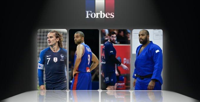 sportifs français 2010