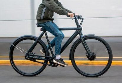Comment VanMoof S'est Imposé Comme Le Tesla Du Vélo Electrique