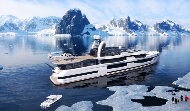 Un Yacht Pensé Pour Les Aventuriers | Forbes France