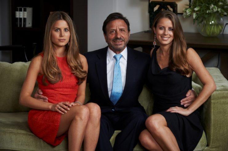 """Sir Rocco Forte : """" La Force De Notre Groupe d'Hôtels de Luxe C'est La Famille"""""""