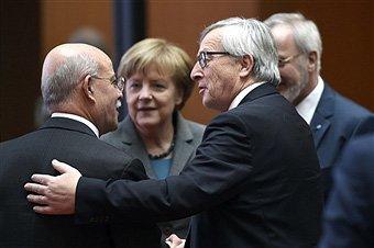 Jeremy Rifkin et ses soutiens européens