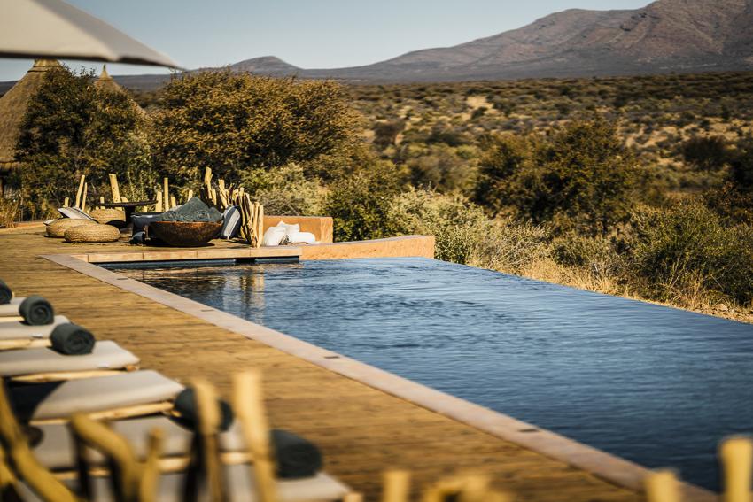 Zannier Hotels Omaanda, La Namibie En Majesté