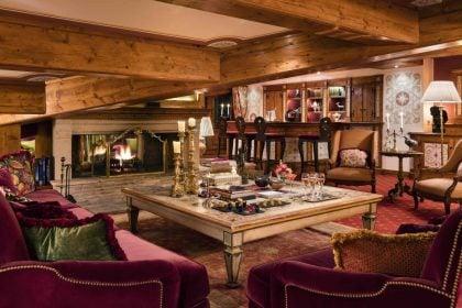 Dans Les Coulisses Des Airelles A Courchevel, l'Hôtel Le Plus Chic Des Alpes