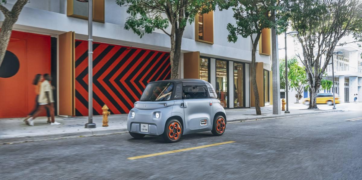 Les Premières Photos D'AMI, Le Véhicule Révolutionnaire de Citroën | Forbes France