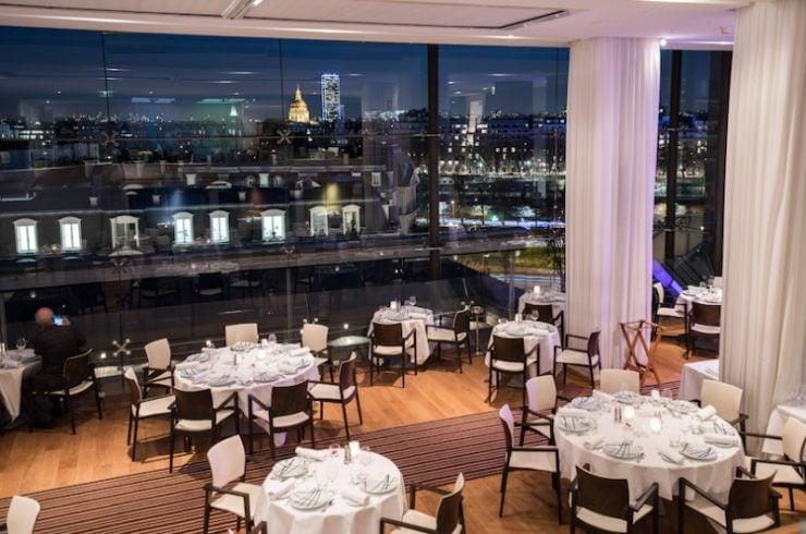 Restaurant Maison Blanche - © Constance Viot Photographie - menus
