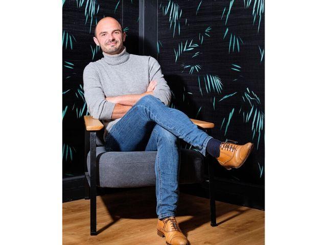 Benjamin Ducousso, CEO et co-fondateur WIZBII