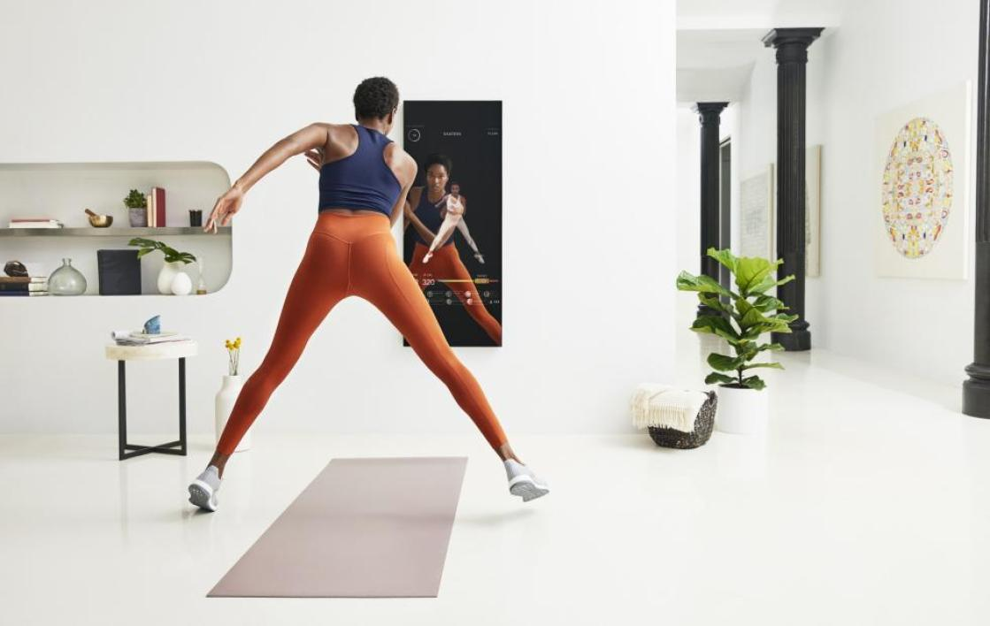 Mirror : Comment L'Idée Géniale De Cette Start-Up A Révolutionné Le Fitness | Forbes France