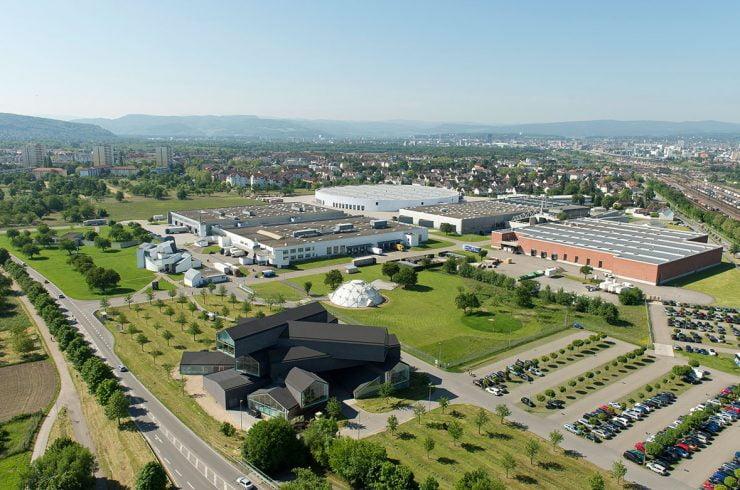 Photo du campus