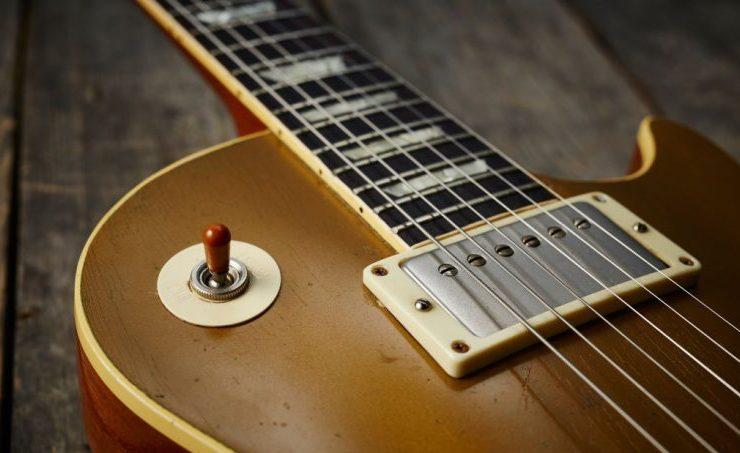 Gibson En Quete De L Age D Or De Sa Guitare Les Paul Forbes France