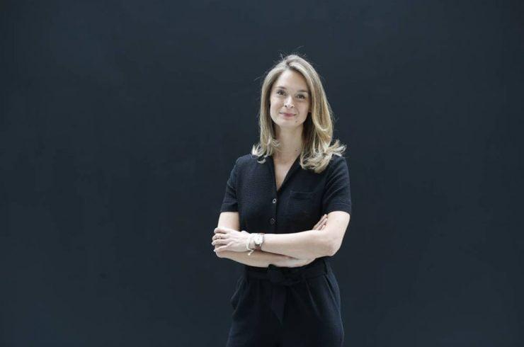 Anne-Charlotte Vuccino, Yogist