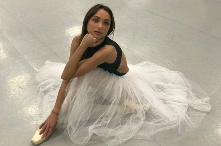 Vanessa Feuillate danseuse Opéra Bordeaux et académie de danse