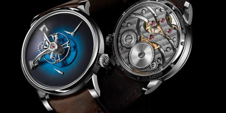 Horlogerie : B & F Et H. Moser & Cie S'Offrent Une Double