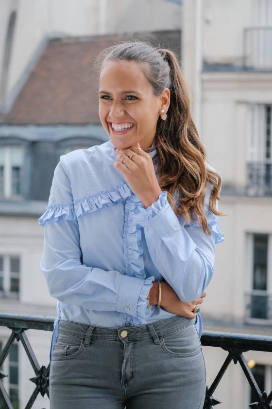 Créatrice Camille Riou Lou Yétu