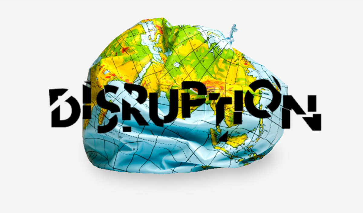 Disrupter les métiers liés à l'environnement semble indispensable pour résoudre le problème des ressources.