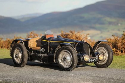 Bugatti la plus chère
