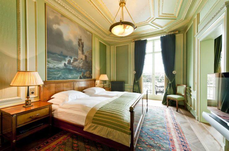 Grand Hôtel les Trois Rois
