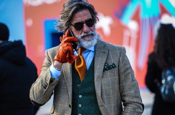 L'Italie, Leader Mondial De La Mode Haut De Gamme Pour Homme