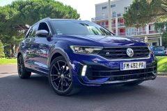 Essai vidéo : Volkswagen T-Roc R de 300 CH