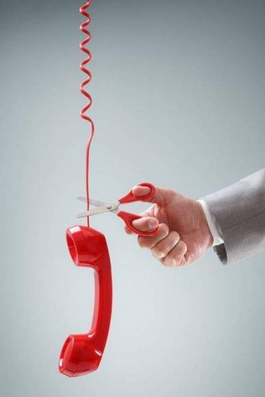 fin demarchage telephonique