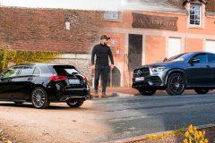 Mercedes essai gamme hybride Eq Power
