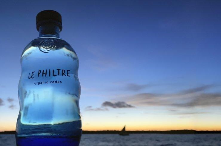 Vodka Philtre premium Beigbeder